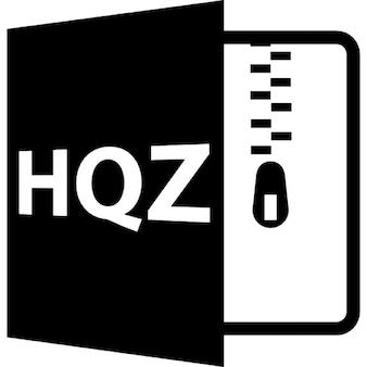 Hqz geopend bestandsformaat