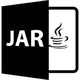 Jar geopend bestandsformaat