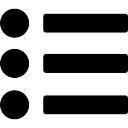 Lijst met bullets