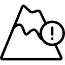 Vulkaan Waarschuwing