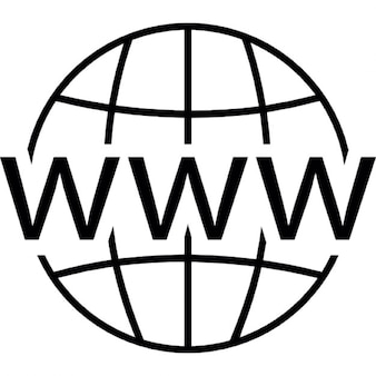 World wide web op het net