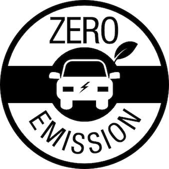Badge emissão zero