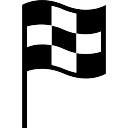 Bandeira quadriculada Sports