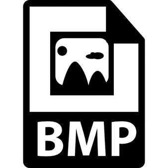 Bmp formato de arquivo símbolo