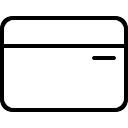 Cartão esboço ferramenta comercial