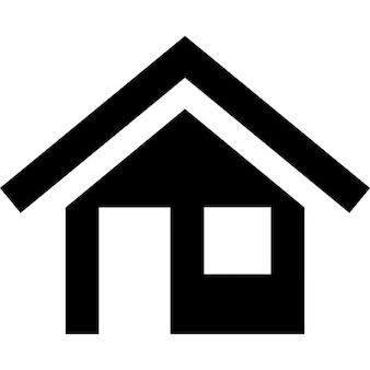 Casa de imóveis propriedade para negócios