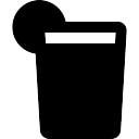 Copo de refrigerante
