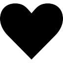 Coração Contorno Shapped