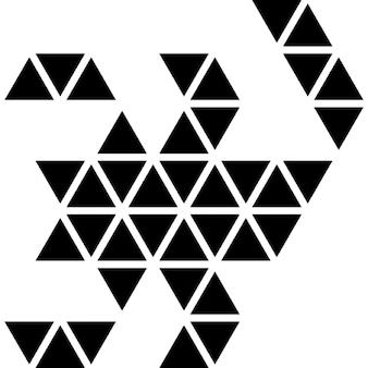 Escorpião poligonal