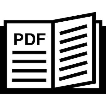Folheto pdf aberto
