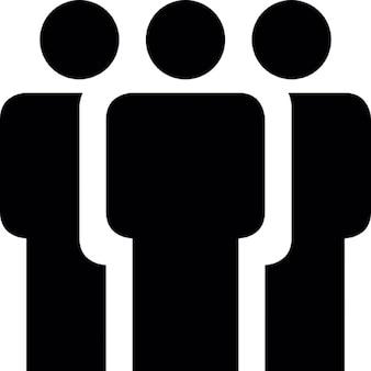 Grupo de pessoas