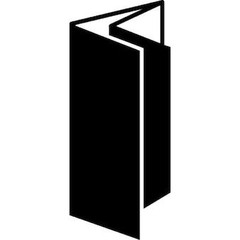 Impressão dos artigos de papelaria