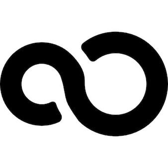Infinito símbolo