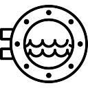 Janela navio