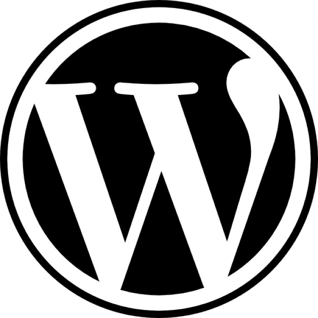Logotipo wordpress