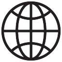 O globo da terra