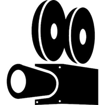 Player de vídeo cinema