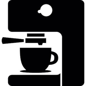 Pote de café