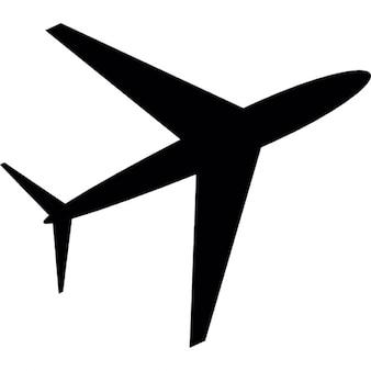 Preto avião