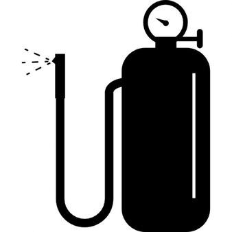 Pulverizador da pressão