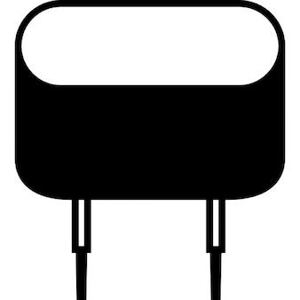 Quartzo, símbolo ios interface de 7