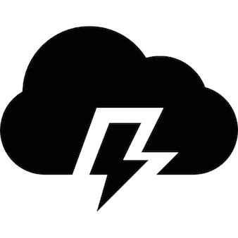 Raio tempestade pronostic