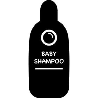 Recipiente shampoo bebê