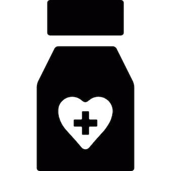 Remédio para o coração de saúde