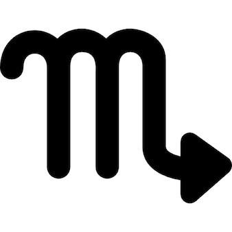 Signo astrológico escorpião