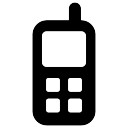 Velho celular