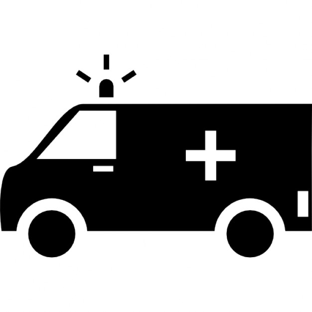 Ambulance, symbole ios 7 de l'interface