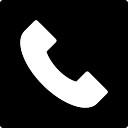 Bouton d'appel de téléphone