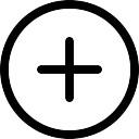 Minus circulaire symbole de bouton indiqu t l charger for Bouton bouche interieur
