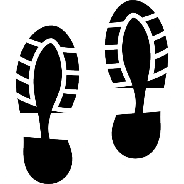 Chaussures Footprints paire