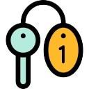 Clef de chambre t l charger icons gratuitement for Chambre de charme clef