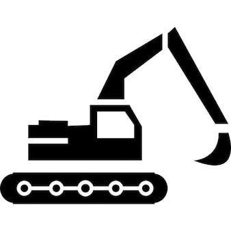 Construction pelle