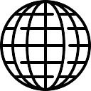 grille de la terre symbole circulaire t l charger icons. Black Bedroom Furniture Sets. Home Design Ideas