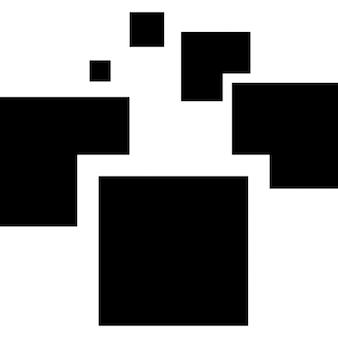 Données carrés aléatoires