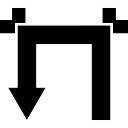 Deux fl ches droites forme carr e de change t l charger - Assembler deux planches angle droit ...