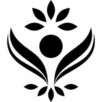 Fleur saine