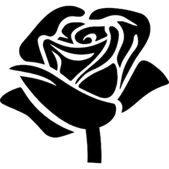 Forme de rose