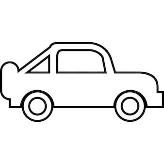 Jeep, symbole ios 7 de l'interface