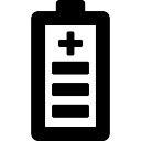 charge de la batterie avec panneau solaire t l charger icons gratuitement. Black Bedroom Furniture Sets. Home Design Ideas