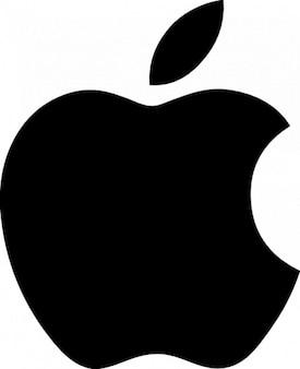 Logo de pomme