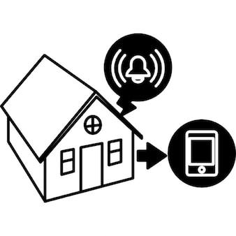 prot g e maison t l charger icons gratuitement. Black Bedroom Furniture Sets. Home Design Ideas