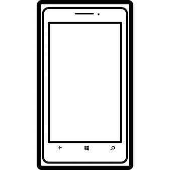 Mobiles aperçu de téléphone populaire lumia modèle de Nokia