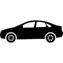 Modèle de voiture Sedan