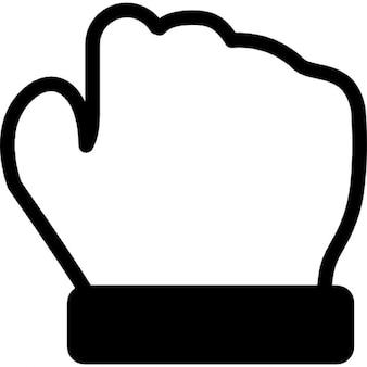 Nombre de main zéro