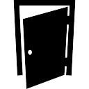Quitter ouvert la porte