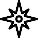 vents d 39 orientation points cardinaux toiles pointant t l charger icons gratuitement. Black Bedroom Furniture Sets. Home Design Ideas